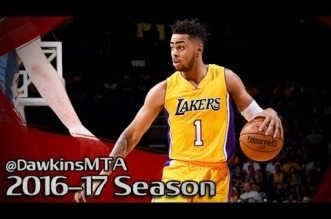 Les highlights de D'Angelo Russell (33 pts) et Lou Williams (25 pts) contre Denver