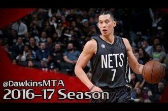 Les highlights de Jeremy Lin face aux Pacers: 21 points, 9 rebonds et 9 passes
