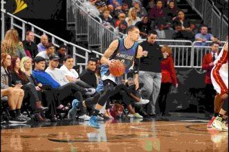 Les highlights de Zach LaVine face aux Hornets: 30 points