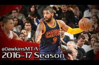 Les highlights du duo Kyrie Irving (26 pts) – LeBron James (21 pts, 7 asts) vs DeMar DeRozan (32 pts)