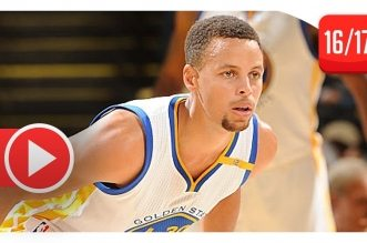 Les highlights du duo Stephen Curry (35 pts) – Kevin Durant (28 pts)