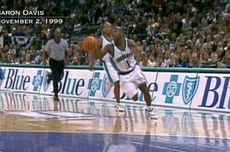 Les premières passes décisives en NBA des légendes de la ligue
