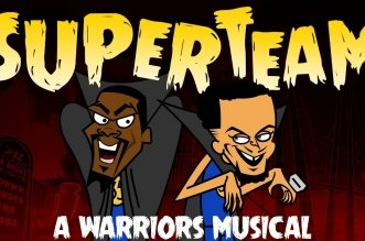 L'excellente parodie du jour: Superteam – A Warriors Musical