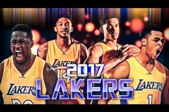 Mix: LA Lakers 2017 Promo – Russell, Ingram, Clarkson, Randle