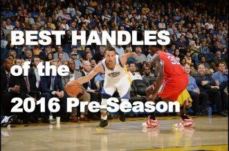 Mix: les meilleurshandles de la pré-saison
