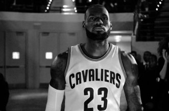 Pub Nike: Come out of Nowhere avec LeBron James