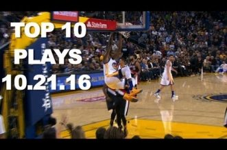 Top 10 : Wolves et Warriors bouclent la pré-saison déchaînés !
