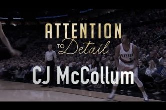Vidéo:Attention to Detail – CJ McCollum