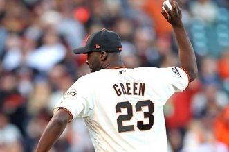 Vidéo : Draymond Green foire le first pitch des Giants