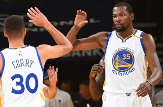 kevin-durant-et-stephen-curry-warriors