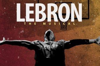 Excellent: la carrière de LeBron James en comédie musicale