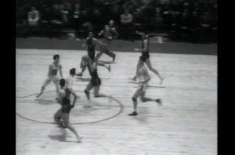 Il y a 70 ans se jouait le premier match NBA de l'histoire