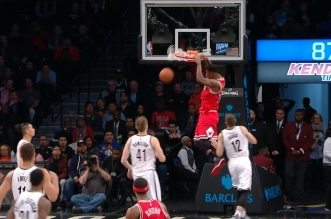 La contre-attaqué clair du trio des Bulls