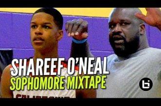La mixtape de la saison sophomore de Shareef O'Neal