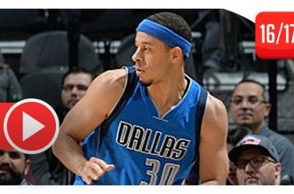 Les highlightsde Devin Booker (30 pts) et Seth Curry (23 pts)