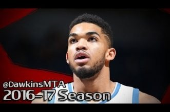 Les highlights de Karl-Anthony Towns (32 pts, 14 rbds) et Andrew Wiggins (25 pts)