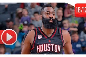 Les highlights du duel à distance James Harden (triple-double) – DeMarcus Cousins (32 pts dont 5 3-pts)