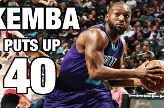 Les highlights du duel Kemba Walker (40 pts) – DeMar DeRozan (34 pts) et de Nico Batum (18 pts)