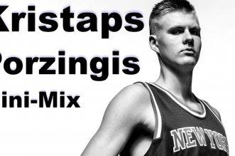 Mini-Mix: Kristaps Porzingis Bleeds Blue and Orange!