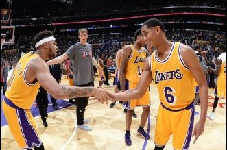 Mini Mix: Lakers Making Noise Early On!