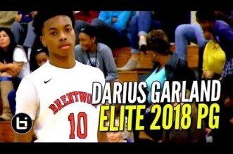 Mixtape: Darius Garland, 16 ans, meilleur meneur de la Class 2018 ?