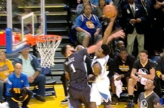 Poster : Andrew Wiggins ASSASSINE JaVale McGee !