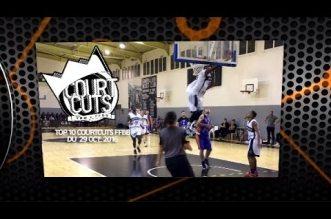 Top 10 CourtCuts: Le poster de Chabi-Gara; Dun renversé pour Andrew Young