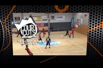 Top 10 CourtCuts: Le show Eric Bosc ! 2 énormes stops etun buzzer beater au programme