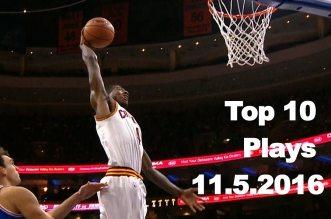 Top 10 NBA: le triplé pour Giannis Antetokounmpo; Le Thunder assure le show