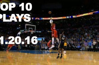 Top 10: showtime pour les Lakers; Rudy Gobert et Thaddeus Young au poster; Westbrook clutch