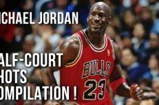 Compilation: les shoots du milieu de terrain de Michael Jordan