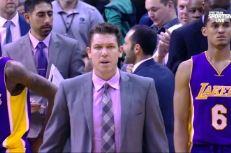 Deux erreurs d'arbitrage en faveur des Grizzlies face aux Lakers