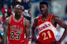 Il y a 30 ans: l'énorme duel entre Michael Jordan (41 pts) et Dominique Wilkins (57 pts)