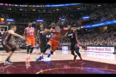 LeBron James devient le 9ème meilleur marqueur de l'histoire