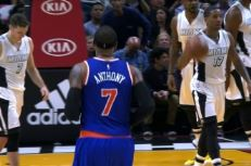 Les buzzer beaters de Carmelo Anthony et Brandon Jennings