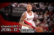 Les highlights de Damian Lillard face aux Pacers: 28 points et 10 passes