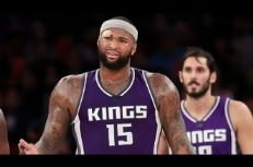 Les highlights de DeMarcus Cousins face aux Knicks: 36 points et 12 rebonds
