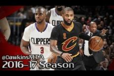 Les highlights du duel Chris Paul (16 pts, 9 asts) – Kyrie Irving (28 pts)