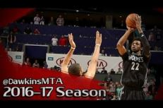 Les highlights du duo Andrew Wiggins (29 pts) – Karl-Anthony Towns (27 pts, 15 rbds)