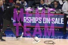 Meme Team des Starters: Klay Thompson révèle un secret; Jr Smith se faire remarquer