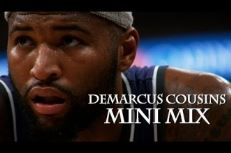 Mini Mix: Demarcus Cousins Has Rare Skills For A Big Man!