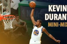 Mini-Mix: Kevin Durant's STRONG Start with The Warriors