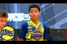 Mixtape: Shaqir O'Neal, 13 ans, shoote déjà mieux que son père
