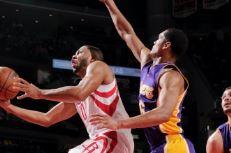 Rockets : Eric Gordon s'empare d'un record de franchise contre les Lakers