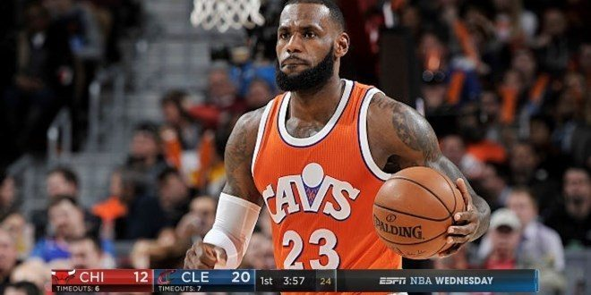 Lebron james ca me ronge de l 39 int rieur for Interieur sport lebron james