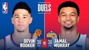 Le duel Devin Booker – Jamal Murray