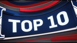 NBA Top 10 : Draymond Green méchamment stoppé ! Festival de alley-oops; Dwight Howard à … 3pts au buzzer