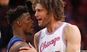 Les Chicago Bulls avertis par la NBA
