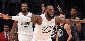 Mission accomplie pour l'édition 2018 du All-Star Game NBA