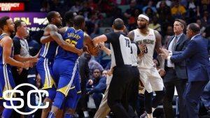 Les moments les plus chauds de la première partie de saison NBA